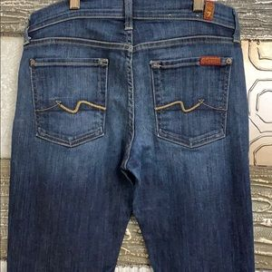 7 for all mankind Roxanne style jeans-28